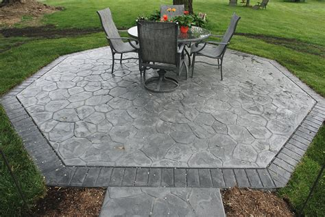 concrete finishes for patios decorative concrete finishes schupbach concrete