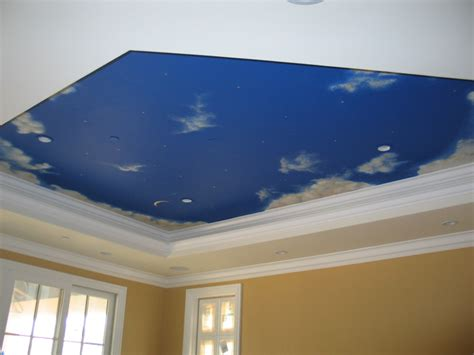 Peel And Stick Wall Murals Cheap sky ceiling 28 images 27 ceiling wallpaper design and
