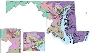 maryland district map challenging md congressional districts moving