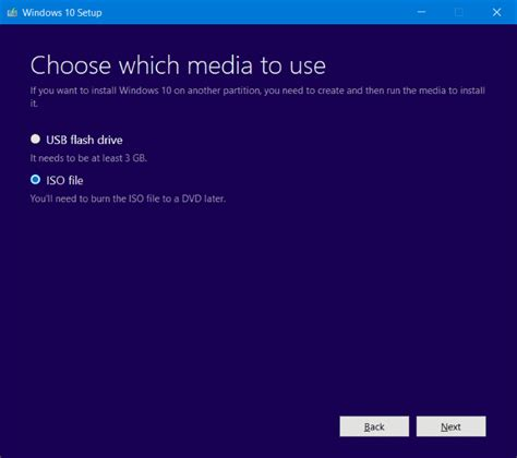 install windows 10 with media creation tool download windows 10 media creation tool