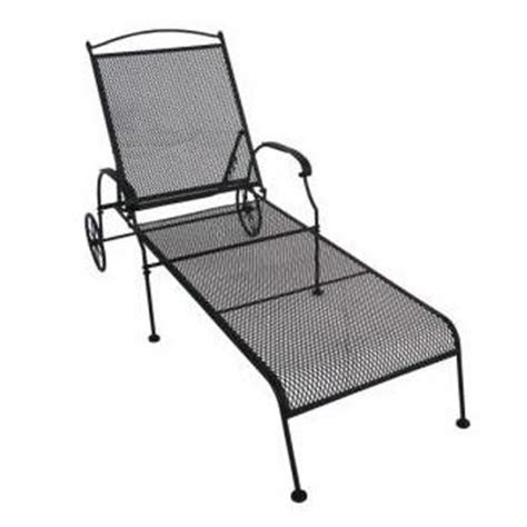 Wrought Iron Chaise Lounge Chairs by Black Wrought Iron Chaise Lounge Chairs Picture 37