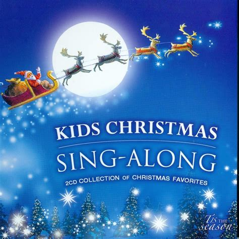 kids christmas sing along cd2 various artists mp3 buy