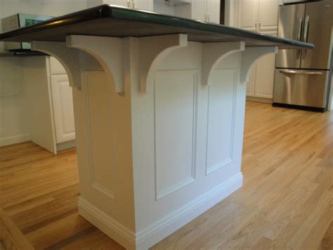 corbels for kitchen island kitchen island corbels