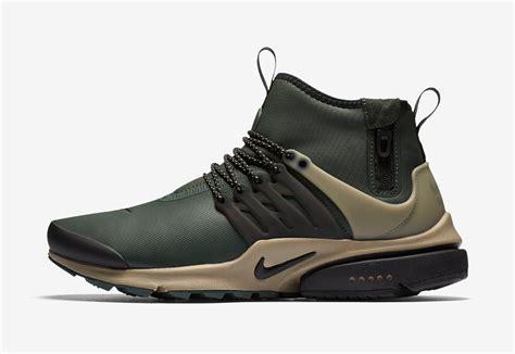 Termurah Sepatu Nike Air Presto Mid Utility Olive Premium Running nike air presto utility mid drive trainers wholesale