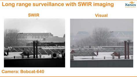 xenics bobcat  long range swir surveillance youtube
