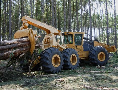 Skider Skiders Tigercat Forestry Equipment Used Tigercat Forestry