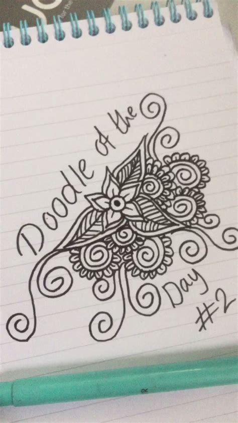 how to draw a henna tattoo how to draw a flower diy inspiration drawings