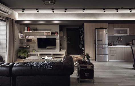 apartment theme marvel heroes themed apartments with industrial touch