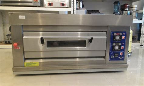 imbaco gas oven 1 deck 2 trays e1d2tim gas ketuhar 1