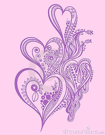 paisley heart tattoo designs tattoos and designs page 96