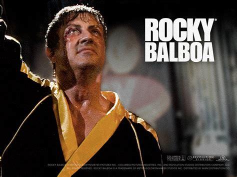 Rok Rocky rocky balboa 2006 your business mentor