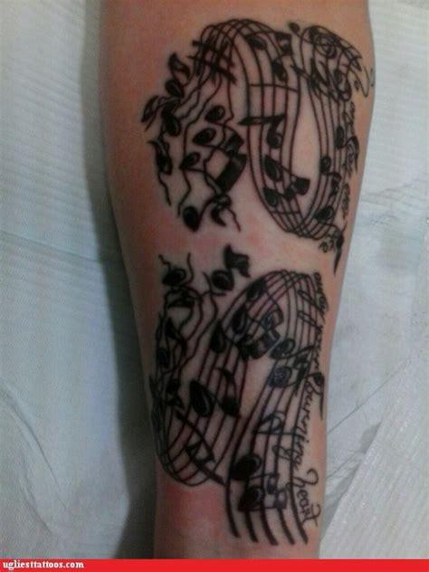 drake tattoo fail must be a drake song ugliest tattoos funny tattoos