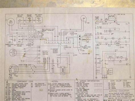 rheem criterion upflow gas furnace  tripped negative