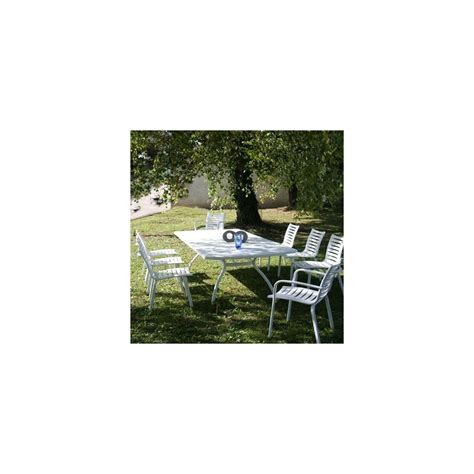 table salon de jardin gamm vert qaland