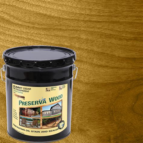 wolman  gal fp natural exterior wood stain finish