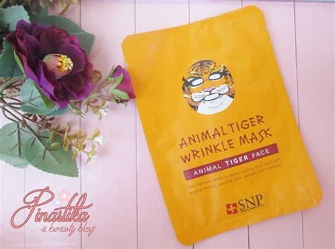Masker Wajah Limited Otter Aqua Mask Snp Animal Mask Masker pinastika snp animal sheet mask review