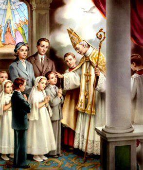 imagen de iglesia adornada para confirmacin confirmacion