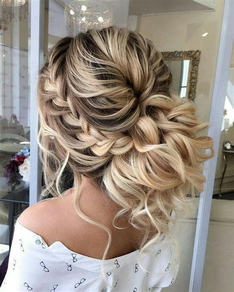 Wedding Hairstyles Thick Hair by 214 Rg 252 L 252 Topuz Sa 231 Modelleri Abiye I 231 In En G 252 Zel Topuzlar