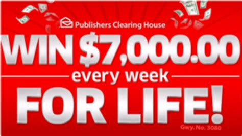 Pch Sweepstakes Scams - publishers clearing house sweepstakes scam
