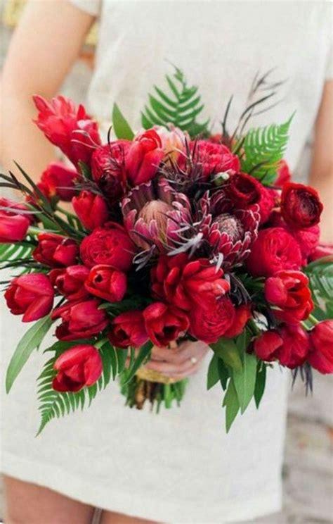 Wedding Bouquet Tulips by Wedding Bouquet Of Tulips