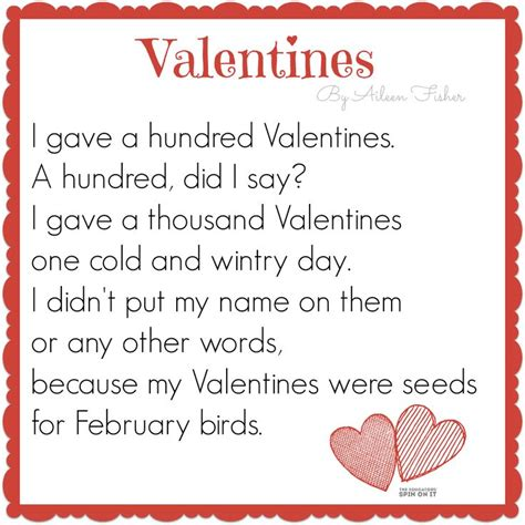 valentines day poems for daughters 187 best images about s day teaching on