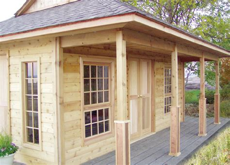Small Houses With A Small Bunkie Bc Canada Candian Bunkies