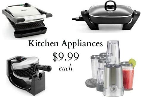 inexpensive kitchen appliances cheap kitchen appliances skillet blender panini grill