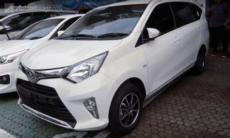 toyota calya new 7 seat lcgc mpv for indonesia axia