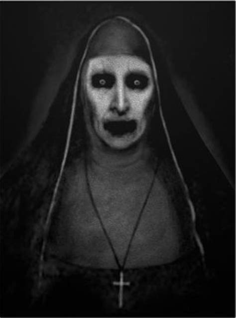 film valak valak demon the conjuring 2 by dennyreevez scary movies