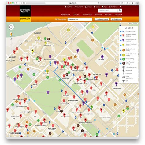 College Of Management And Economics At Guelph Mba by U Of G Gets New Map U Of G News