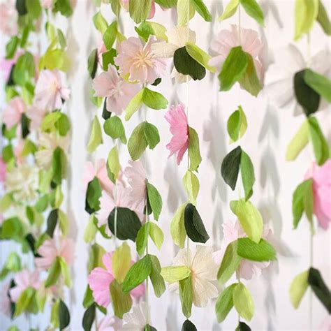 paper flower garland template 25 best ideas about flower garland wedding on