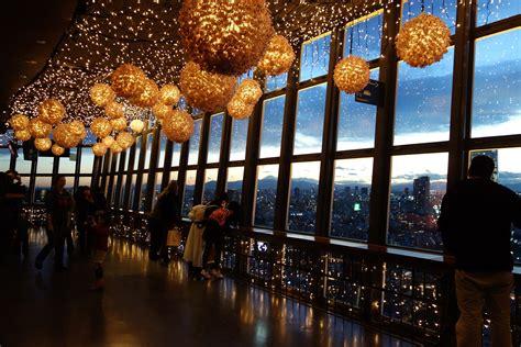 tokyo observation deck best tokyo observation places in tokyo metropolis magazine