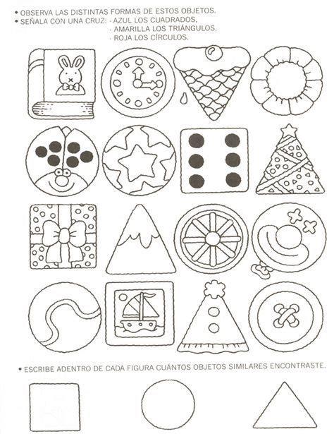 figuras geometricas matematica m 225 s de 25 ideas incre 237 bles sobre ejercicios de figuras