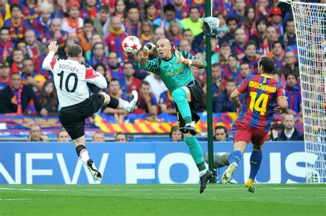 barcelona vs mu chions league final flashback barcelona 3 1 man utd