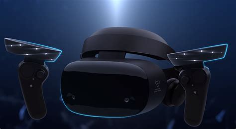 Samsung Odyssey Plus Samsung Announces Improved Hmd Odyssey Plus Vrscout