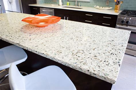 Recycling Granite Countertops by Why Choose A Recycled Glass Countertop Vetrazzo Q A