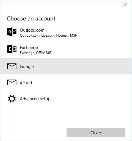 Calendar Sync Select Sync Calendar With The Calendar App In Windows 10
