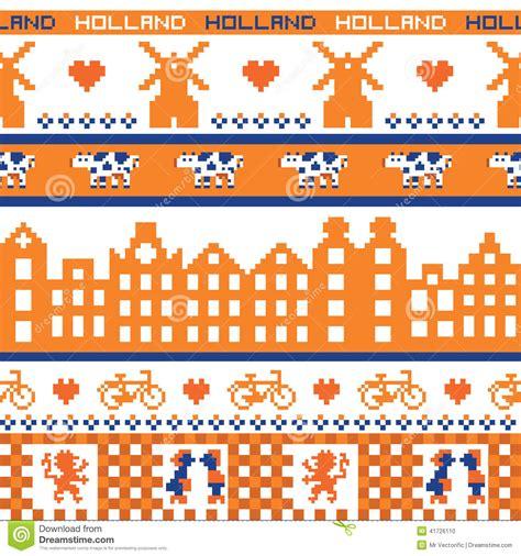 holland pattern stock klompen cartoons illustrations vector stock images 19