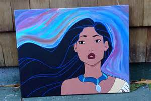painting for disney princess gallery easy disney princess paintings