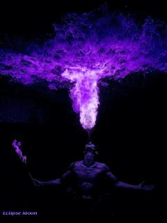 color purple gif fire colored flames gif fire ice smoke gifs in 2019