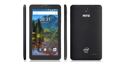 Tablet Mito Advan andalkan cpu intel tablet mito t35 dijual kurang dari rp1
