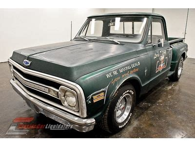1970 chevy c10 bench seat sell used 1970 chevrolet c10 stepside pickup 350 automatic