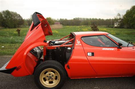 Lancia Stratos Sale Lancia Stratos Stradale For Sale In The Netherlands