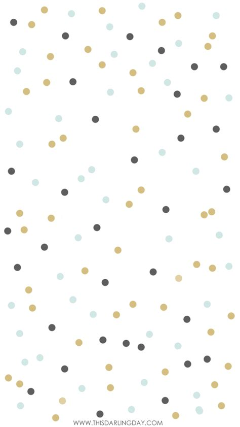 pattern lock without dots white navy mint confetti spots iphone phone background