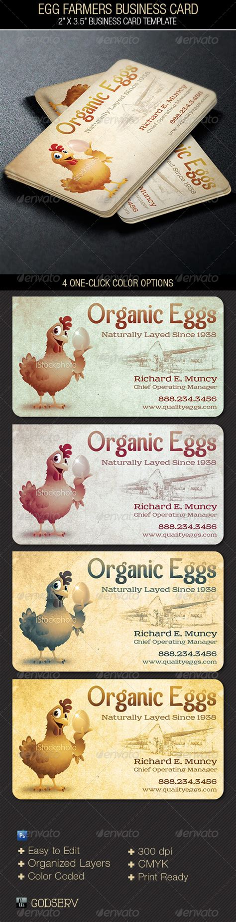 farmers business card templates print templates egg farmers business card graphicriver