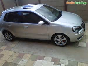 Used Vw Polo Cars For Sale In South Africa 2008 Volkswagen Polo 1 8t Gti Used Car For Sale In