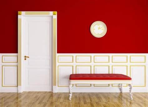 Pareti Color Rosso by Scegliere La Pittura Per Pareti Interne