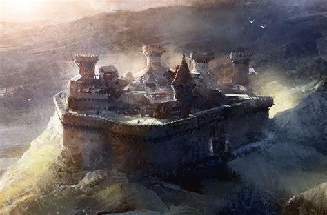 Kaos Of Thrones House Of Greyjoy 3d Premium Got 006 castle by pierrick on deviantart