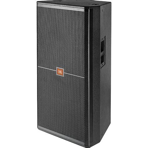 Speaker Jbl 3 Way jbl srx738 3 way 18 quot speaker cabinet music123