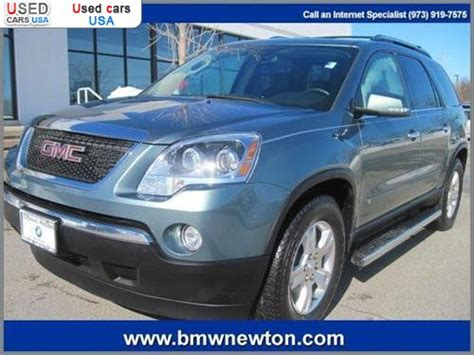 car owners manuals for sale 2009 gmc acadia transmission control for sale 2009 passenger car gmc acadia slt 1 newton insurance rate quote price 25995 used cars